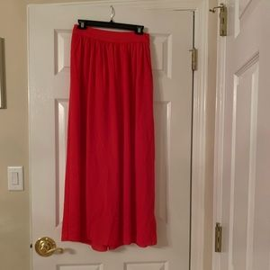 Brand new banana Republic maxi skirt